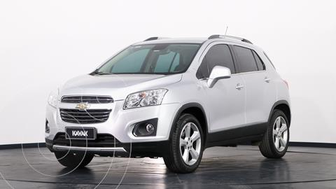 Chevrolet Tracker LTZ + 4x4 Aut usado (2016) color Plata precio $2.030.000
