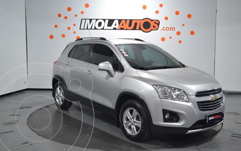 Chevrolet Tracker LTZ 4x2 2016/2017 usado (2016) color Plata Switchblade precio $1.600.000
