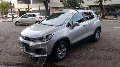 Chevrolet Tracker Premier 4x2 usado (2018) color Plata Switchblade precio $1.950.000