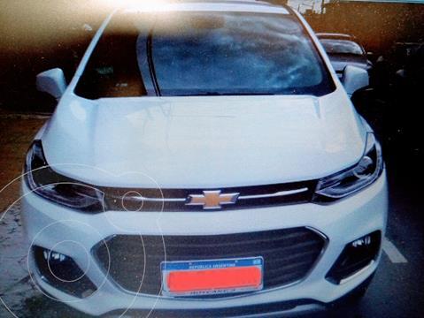 Chevrolet Tracker LTZ 4x2 2016/2017 usado (2018) color Blanco precio $1.800.000