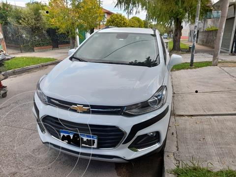 Chevrolet Tracker Premier 4x2 usado (2018) color Blanco Summit precio $2.750.000