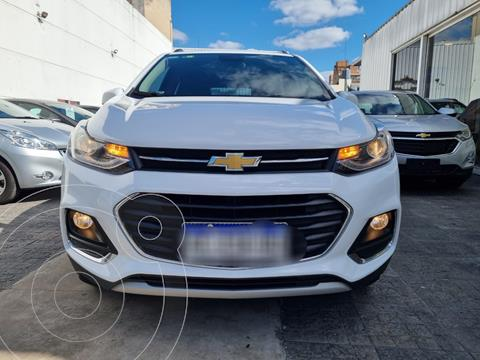 Chevrolet Tracker Premier 4x2 usado (2018) color Blanco Summit precio $2.069.900