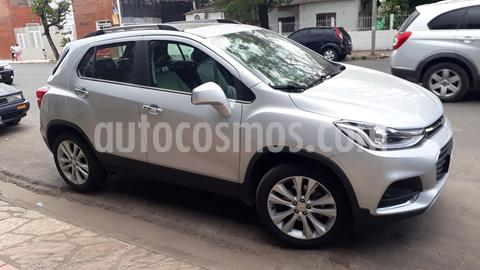 Chevrolet Tracker LTZ + 4x4 Aut usado (2019) color Plata Switchblade precio $2.280.000