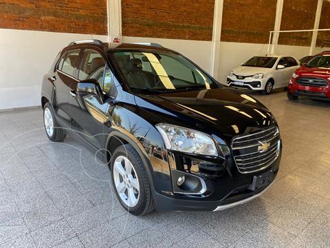 Chevrolet Tracker LTZ + 4x4 Aut usado (2016) color Negro precio $2.800.000