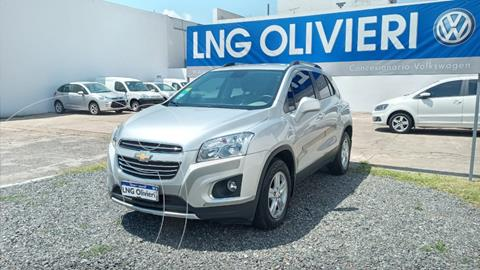 Chevrolet Tracker LTZ 4x2 2016/2017 usado (2017) color Plata Switchblade precio $1.650.000