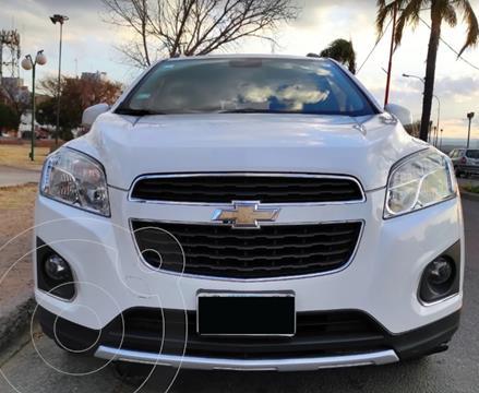 Chevrolet Tracker LTZ 4x4 Aut usado (2014) color Blanco Summit precio $1.550.000