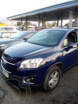 Chevrolet Tracker LT usado (2014) color Azul precio $8.390.000