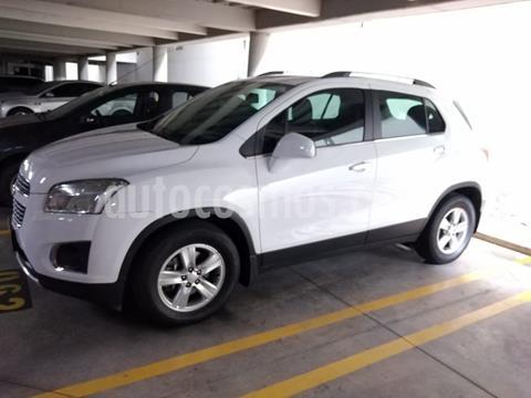 Chevrolet Tracker 1.8 LT Aut  usado (2015) color Blanco precio $47.000.000