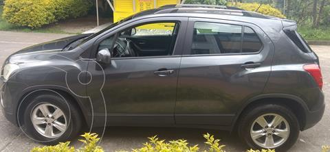 Chevrolet Tracker 1.8 LS usado (2013) color Gris precio $35.900.000