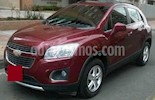 Chevrolet Tracker 1.8 LTZ AWD usado (2014) color Rojo precio $27.000.000