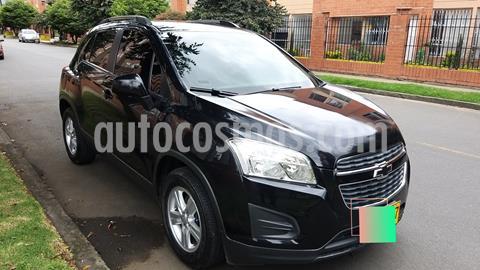 Chevrolet Tracker 1.8 LS usado (2014) color Negro precio $40.000.000
