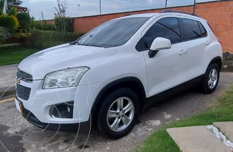 Chevrolet Tracker 1.8 LS Aut  usado (2016) color Blanco Galaxia precio $44.500.000