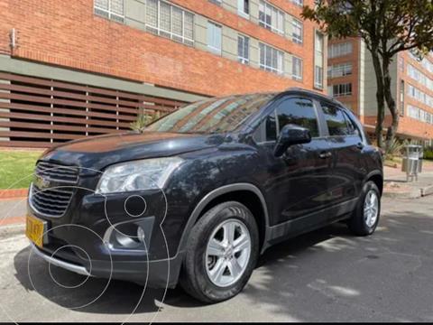 Chevrolet Tracker 1.8 LT Aut  usado (2016) color Negro precio $51.800.000