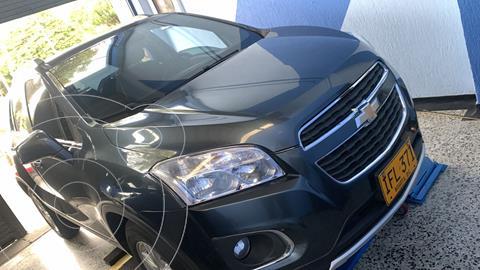 Chevrolet Tracker 1.8 LT Aut  usado (2016) color Azul financiado en cuotas(anticipo $6.000.000 cuotas desde $1.160.000)