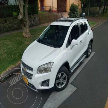 Chevrolet Tracker 1.8 LT Aut  usado (2016) color Blanco precio $50.800.000