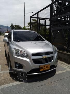 Chevrolet Tracker 1.8 LS Aut usado (2013) color Plata precio $45.000.000