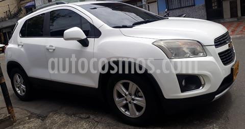 Chevrolet Tracker 1.8 LS Aut usado (2014) color Blanco Galaxia precio $38.000.000