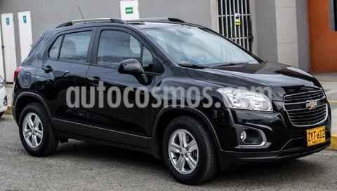 Chevrolet Tracker 1.8 LS usado (2014) color Negro precio $35.000.000