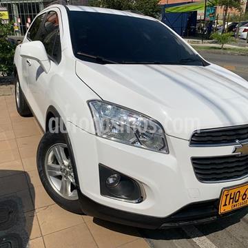 Chevrolet Tracker 1.8 LT Aut  usado (2016) color Blanco precio $45.000.000