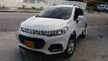 Chevrolet Tracker 1.8 LS usado (2017) color Blanco precio $55.000.000