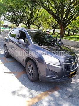 Chevrolet Tracker 1.8 LS usado (2014) color Gris precio $41.000.000