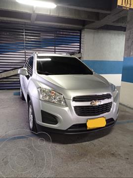 Chevrolet Tracker 1.8 LS usado (2014) color Plata precio $39.500.000