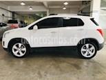Foto venta Auto usado Chevrolet Tracker LTZ + 4x4 Aut (2014) color Blanco Summit precio $599.000