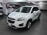 Foto venta Auto usado Chevrolet Tracker LTZ + 4x4 Aut (2014) color Blanco precio $595.000