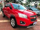 Foto venta Auto usado Chevrolet Tracker LTZ + 4x4 Aut (2015) color Rojo precio $579.990
