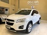 Foto venta Auto usado Chevrolet Tracker LTZ + 4x4 Aut (2014) color Blanco Summit precio $689.000