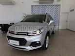 Foto venta Auto usado Chevrolet Tracker LTZ + 4x4 Aut (2017) color Plata Switchblade precio $660.000