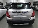 Foto venta Auto usado Chevrolet Tracker LTZ + 4x4 Aut (2015) color Gris precio $570.000