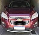 Foto venta Auto usado Chevrolet Tracker LTZ 4x2 2016/2017 color Rojo Victoria precio $549.000