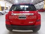 Foto venta Auto Usado Chevrolet Tracker LTZ 4x2 (2014) color Rojo Victoria precio $462.000