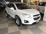 Foto venta Auto usado Chevrolet Tracker LTZ 4x2 (2015) color Blanco precio $111.111
