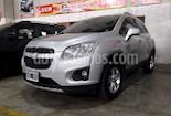 Foto venta Auto usado Chevrolet Tracker LTZ 4x2 (2013) color Gris Claro precio $530.000