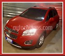 Foto venta Auto usado Chevrolet Tracker LTZ 4x2 color Rojo precio $460.000
