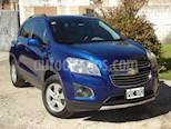 Foto venta Auto usado Chevrolet Tracker LTZ 4x2 (2016) color Azul precio $240.000