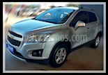 Foto venta Auto usado Chevrolet Tracker LTZ 4x2 (2015) color Gris Claro precio $505.000