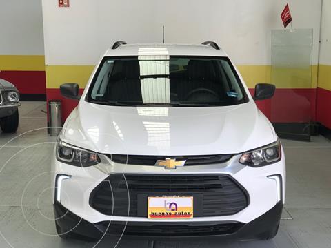 Chevrolet Tracker LS usado (2021) color Blanco precio $339,900