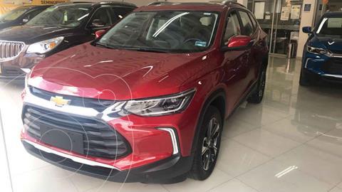 Chevrolet Tracker Premier Aut usado (2021) color Rojo precio $454,900