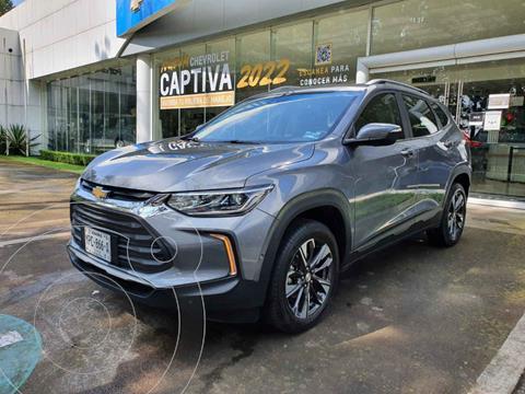 Chevrolet Tracker Premier Aut usado (2021) color Gris precio $415,000