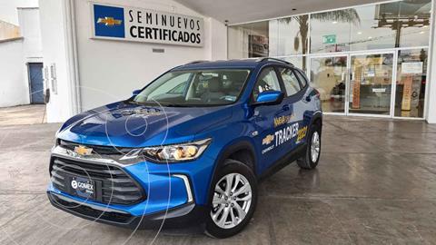 Chevrolet Tracker LT Aut usado (2021) color Azul precio $375,000