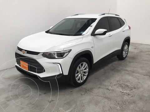 Chevrolet Tracker LT Aut usado (2021) color Blanco precio $405,000