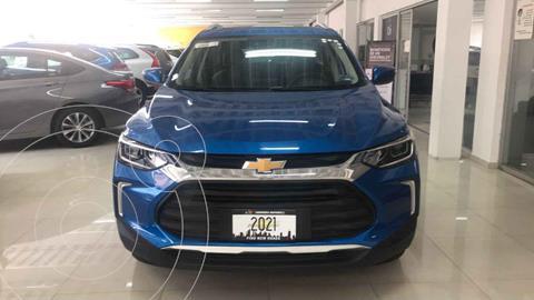 Chevrolet Tracker Premier Aut usado (2021) color Azul precio $454,900