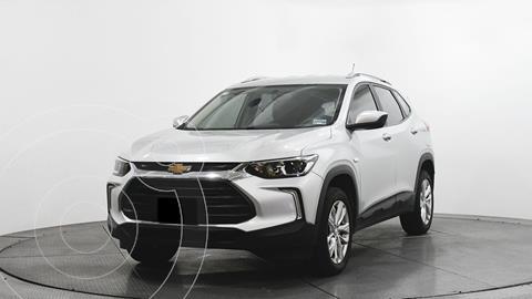 Chevrolet Tracker LT Aut usado (2021) color Plata Dorado precio $347,000