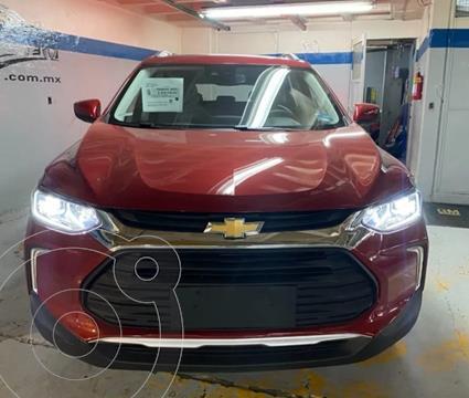 Chevrolet Tracker Premier Aut usado (2021) color Rojo precio $418,700