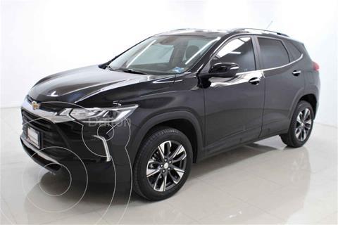 Chevrolet Tracker Premier Aut usado (2021) color Negro precio $400,000