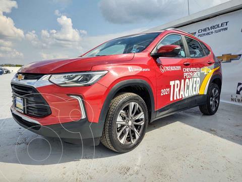 Chevrolet Tracker Premier Aut usado (2021) color Rojo precio $435,000