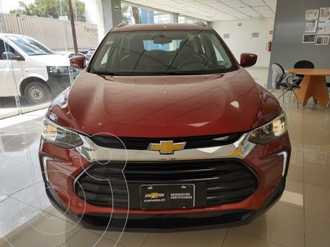 Chevrolet Tracker LT Aut usado (2021) color Rojo precio $401,900